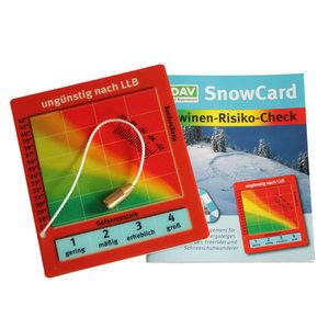DAV SnowCard