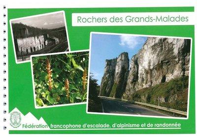 Topo Rochers des Grands-Malades