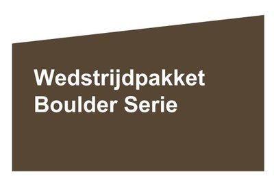 Wedstrijdpakket Boulder Series