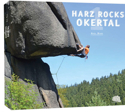 Topo Harz Rocks 1 - Okertal