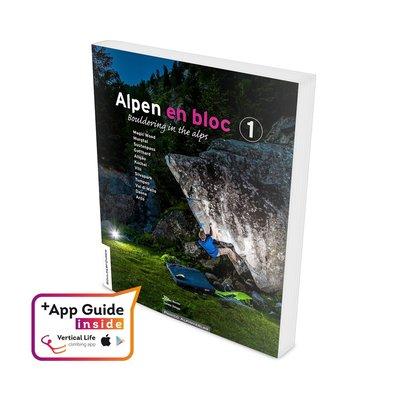 Bouldertopo: Alpen en Bloc 1
