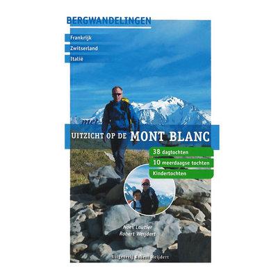 Met uitzicht op de Mont Blanc