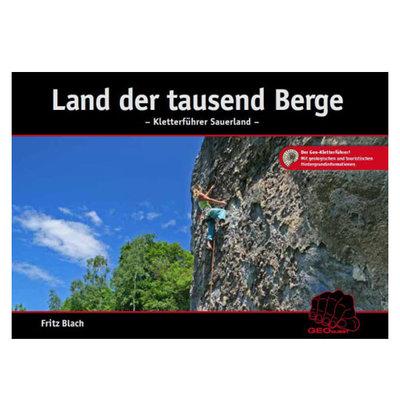 Topo Sauerland- Land der tausend Berge