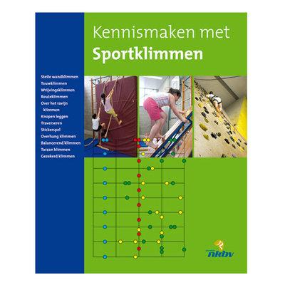 Lesmap: kennismaken met sportklimmen voor het basisonderwijs