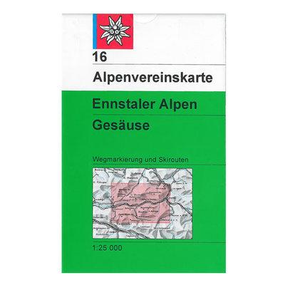 AV 16 Ennstaler Alpen, Gesäuse