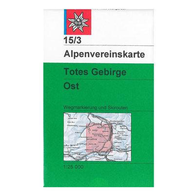 AV 15/3 Totes Gebirge, Ost