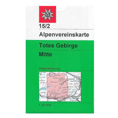 AV 15/2 Totes Gebirge, Mitte