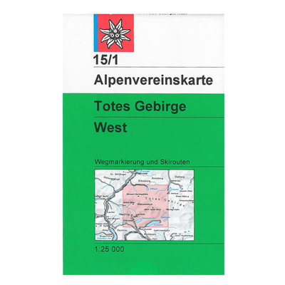 AV 15/1 Totes Gebirge, West