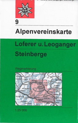 AV 09 Loferer und Leoganger Steinberge