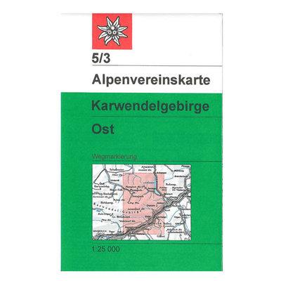 AV 05/3 Karwendelgebirge, Ost