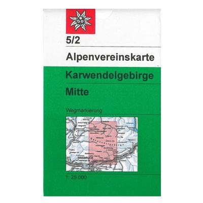 AV 05/2 Karwendelgebirge, Mitte