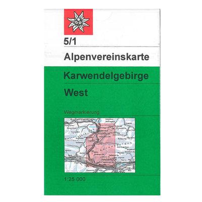 AV 05/1 Karwendelgebirge, West