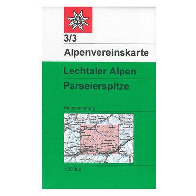 AV 03/3 Lechtaler Alpen, Parseierspitze