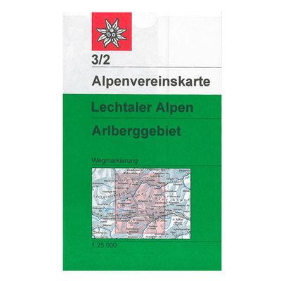 AV 03/2 Lechtaler Alpen, Arlberggebiet