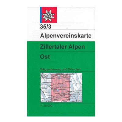 AV 35/3 Zillertaler Alpen, Ost