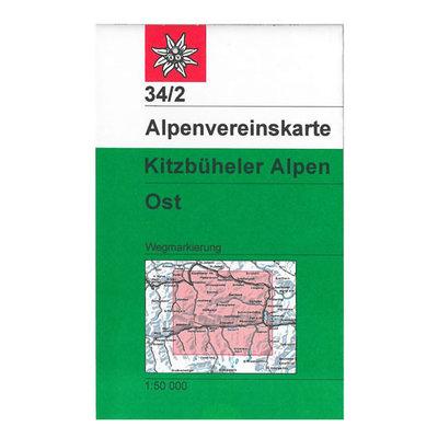 AV 34/2 Kitzbüheler Alpen, Ost