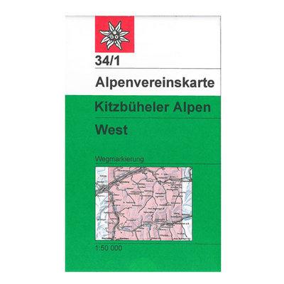 AV 34/1 Kitzbüheler Alpen, West
