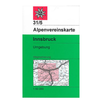 AV 31/5 Innsbruck, Umgebung