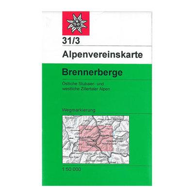 AV 31/3 Brennerberge