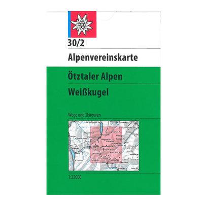 AV 30/2 Ötztaler Alpen, Weißkugel
