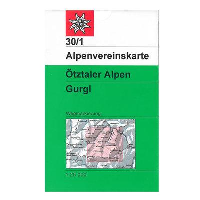 AV 30/1 Ötztaler Alpen, Gurgl