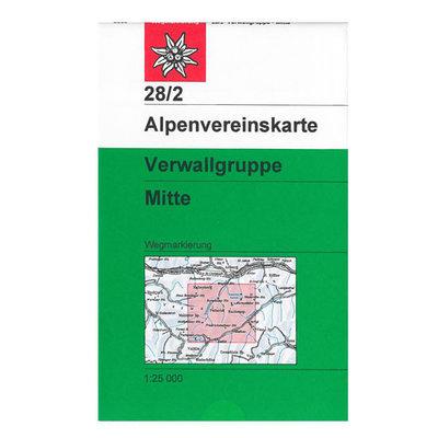 AV 28/2 Verwallgruppe, Mitte