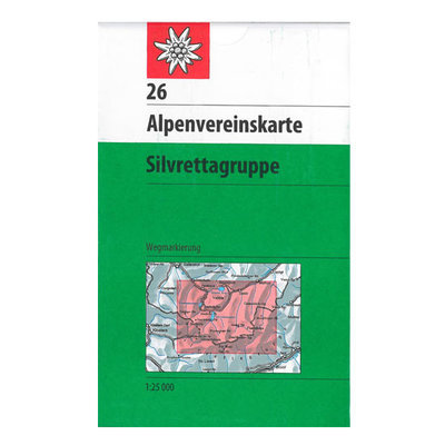 AV 26 Silvrettagruppe
