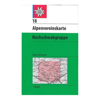 AV 18 Hochschwabgruppe