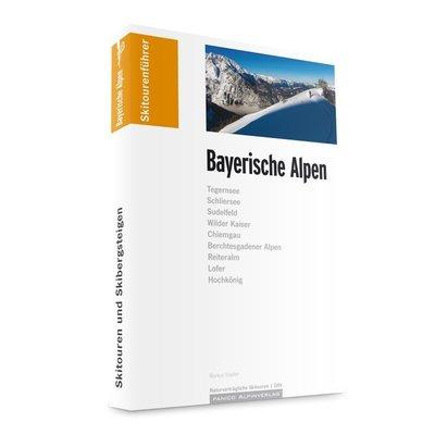 Toerskigids Bayerische Alpen