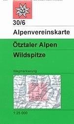 AV 30/6 Ötztaler Alpen Wildspitze