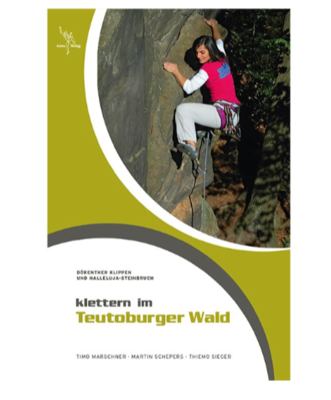 Topo Klettern im Teutoburger Wald