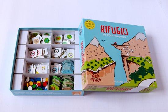 Rifugio Bordspel