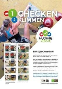 Poster Partnercheck (4 stuks)