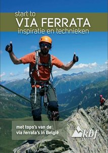 Start to via ferrata