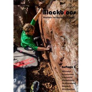 Bouldertopo - het noordelijke Zwarte Woud