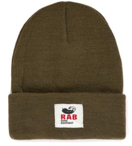 Rab Essential Beanie Groen