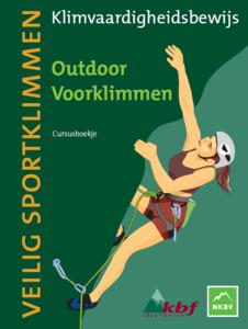 Cursusboekje Outdoor Voorklimmen