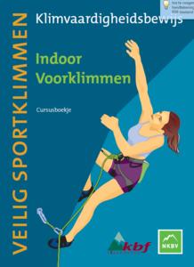 Cursusboekje Indoor Voorklimmen