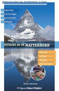 Met uitzicht op de Matterhorn